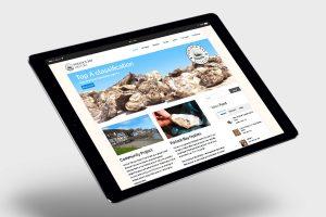 Porlock Bay Oysters website