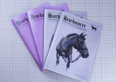 Harbourer Newsletter Booklet