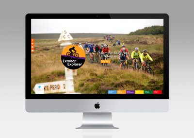 Channel Events - Exmoor Explorer website