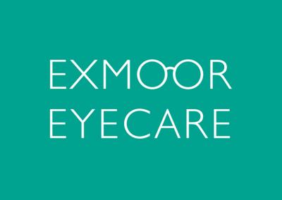 Exmoor Eyecare logo design