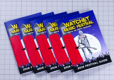 Watchet Live Mini Guide Booklet