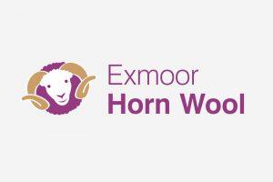 Exmoor Horn Wool Logo