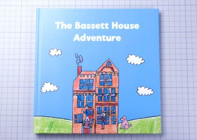 Self-Publish-Books-Bassett-House