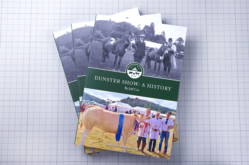 Self-Publish-Books-Dunster-Show-Fan