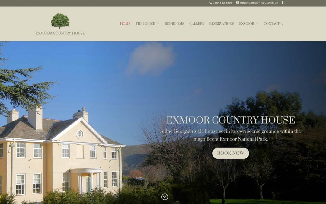 Exmoor Country House
